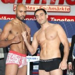HyeFighter Karo Murat Makes Weight Title Fight