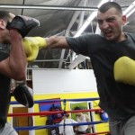 HyeFighter Vanes Martirosyan Training At GFC For His Upcoming Fight
