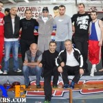Great Turnout For HyeFighter Darchinyan's Open Workout At GFC