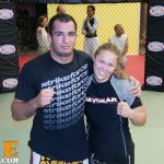 HyeFighter Mousasi Fighting Kyle On Strikeforce Event