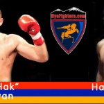 HyeFighters Parparyan & Grigorian Both Win In Amsterdam
