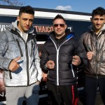 HyeFighters Petrosyan Brothers MakeWeight For Their Fights In Milan