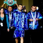 HyeFighter Vanes Martirosyan Ready For All Commers