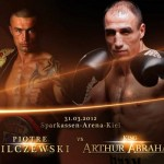 HyeFighter Abraham vs Wilczewski On March 31st