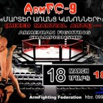 MMA & K1 In Armenia - March 18, 2012