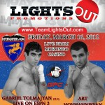 HyeFighters Tolmajyan & Hovhannisyan In Action On March 16th