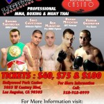 12 HyeFighters On The Same Card In Los Angeles On May 5th