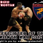 HyeFighter Of The Month: March 2012 – Giorgio Petrosyan
