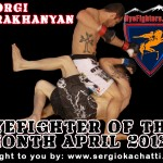 HyeFighter Of The Month: April 2012 – Georgi Karakhanyan