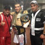 April 2012 – Fight Results Summary
