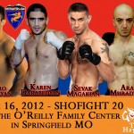 4 HyeFighters Scheduled To Fight On The 16th In Missouri