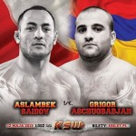 HyeFighgter Grigor Aschugbabjan On Big Card In Poland
