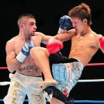 HyeFighter Raz Sarkisjan Wins In Japan