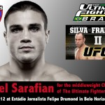 Brazilian HyeFighter Daneil Sarafian In Championship Fight For TUF Brazil