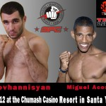 HyeFighter Hovhannisyan To Face Ex-champ Acosta