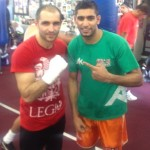 HyeFighter Hovhannisyan In Top Shape