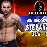 Bellator Fighting Championship Signs HyeFighter Akop Stepanyan