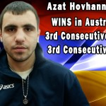 HyeFighter Azat Hovhannisyan Gets Another KO Victory