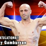 HyeFighter Gamburyan Gets Back On Winning Track