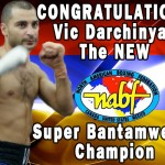 HyeFighter Darchinyan New NABF Champion