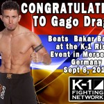 HyeFighter Gago Drago Wins In Germany