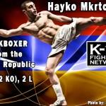 HyeFighter Hayko Mkrtchyan