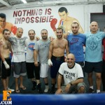 HyeFighter Darchinyan Trains In Glendale En Route To CT