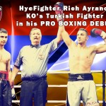 HyeFighter Rich Ayranci KO's Turkish Fighter In Boxing Bedut