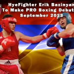 Bazinyan To Turn Pro in September