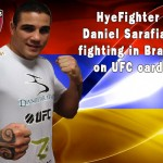 Exclusive Interview with HyeFighter Daniel Sarafian