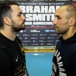Arthur Abraham Vs Paul Smith Feb. 21st Berlin, Germany