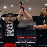 Alfred Khashakyan Wins via KO