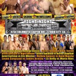 Fight Night Dedicated to the 100 Anniversary of the Armenian Genocide