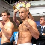 Arthur Abraham Vs. Robert Stieglitz July 18 Halle, Germany.