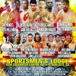 Fight Night 4 Oct 23rd. at the Sportsmen's Lodge