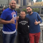 UFC 193: Team GFC and Ronda Rousey travel to Australia