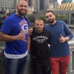 UFC 193: Team GFC and Ronda Rousey travel to Australia