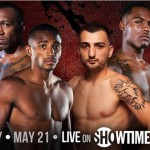 Vanes Martirosyan vs Erislandy Lara 2 May 21st