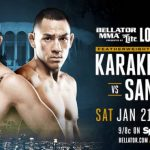HyeFighter Georgi Karakhanyan Fighting in Los Angeles at Bellator 170